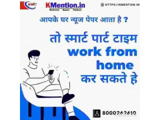 Work from home Ad posting copy past work or form filling Pune