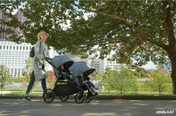 new-baby-trend-envy-travel-system-infant-stroller-and-car-seat-combo-unisex-big-3