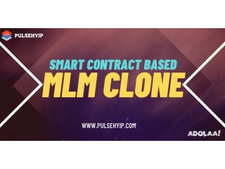 Smart Contract MLM Clone Script | Ethereum Smart Contract MLM Clone | Pulsehyip