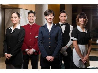 Hotel, Bar and Restaurant workers urgently required
