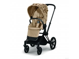 CYBEX PRIAM3 COMPLETE STROLLER - SIMPLY FLOWERS