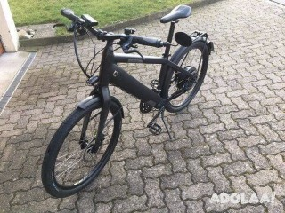 E-Bike Stromer ST1 Platinum black