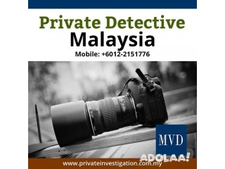 Best Private Detective Malaysia
