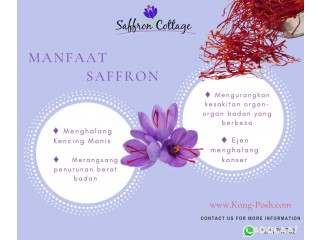 Saffron A Wellness Sensation ;