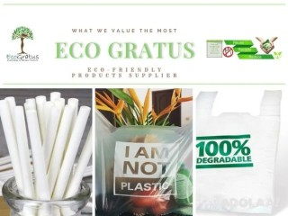 Eco-Friendly Products Supplier in Malaysia | Ecogratus