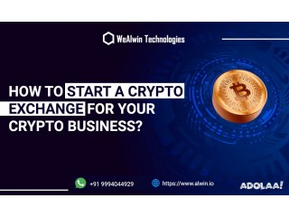 How to Start a Cryptocurrency Exchange for your Crypto Business? - 12 Steps