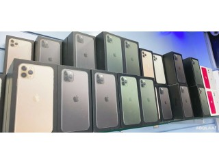 Offer for Apple iPhone 11, 11 Pro and 11 Pro Max for sales at wholesales price.