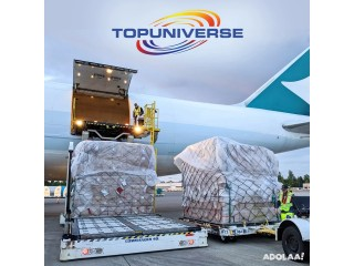 International Air Freight Forwarding Services   Top Universe