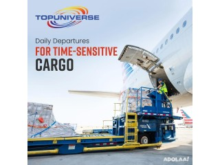 Global Air Freight Forwarding   Logistics Solutions   Top Universe