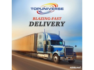 Road Freight Services | Road Freight & Logistics Company - Top Universe