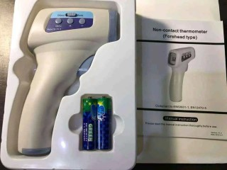 3ply, N95, Thermometer, Hand Sanitizer Available