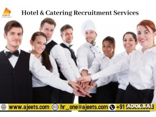 Hotel and Catering Recruitment Services from India, Sri Lanka, Nepal