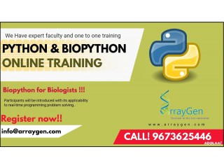Python and Biopython Programming Course