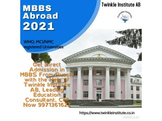 Top medical college in Russia 2021 Twinkle InstituteAB