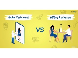 Restaurant online vs. offline- What foodies want?