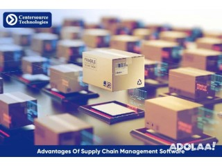 Benefits of using Supply Chain software