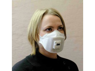 N95 respirator mask and Hand Sanitizer and Thermometer Available
