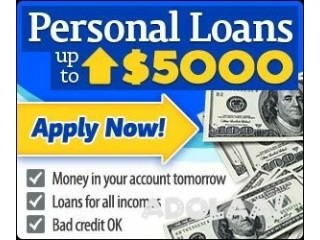 For Genuine Personal And Business Loans Contact us