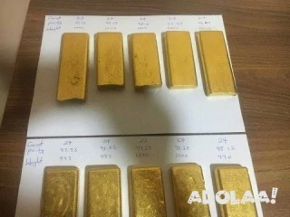 GOLD BAR / NUGGETS AND MINERALS AVAILABLE FOR SALE.