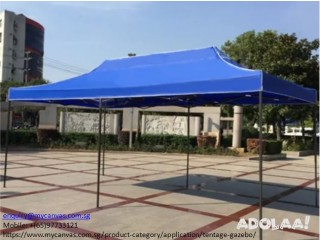 Choose the Most Trusted Tentage Supplier Singapore