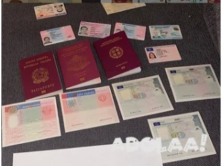 Buy Identity cards, driving license, passports, marriage certificates, COVID-19 Vaccination Certificates online