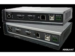 Save cost and space with Dual head KVM Extender from Beacon Links Inc.