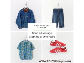 Discover Latest Collection of Vintage Clothing for Men at Lowest Prices