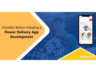 Join hands with the top-notch Flower Delivery App Development Company