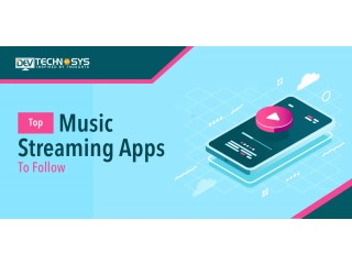 On-Demand Music streaming app development for Android and iOS