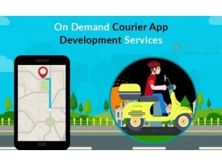 On Demand Courier Service App Development