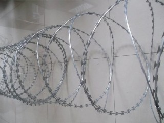 Get yourself installed Concertina Wires in residential areas at cheapest rates