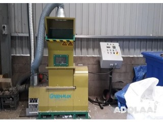 Polystylene hot melting machine GREENMAX M-C50