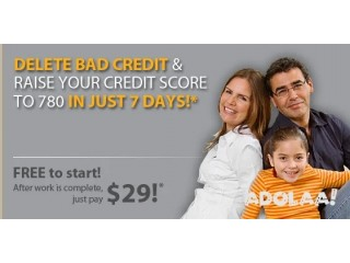 780 Credit In 7 Days