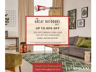 Great Outdoor Rugs Sale at Discounted Prices