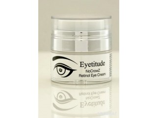 No CrowZ Retinol Eye Cream
