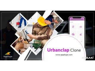 Enhance your business with an Urbanclap like app development