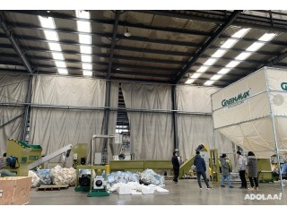 EPS Compactor GREENMAX A-SWD System