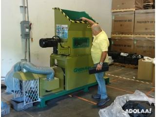 Recycling Machine of GREENMAX EPS Densifier M-C100 on Sale