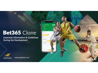 Boost your online presence with a Bet365 like app development