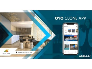Grow your business with an OYO rooms clone app development