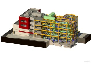 Point Cloud to BIM Services - Silicon Engineering Consultant Pvt. Ltd.