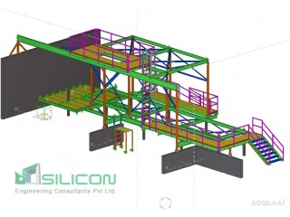 Precast Panel Detailing Services - Silicon Engineering Consultant Pvt. Ltd.