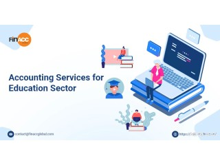 Accounting Outsourcing Services for Educational Businesses