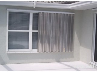 Advantages of Hurricane Shutter Panels in Florida