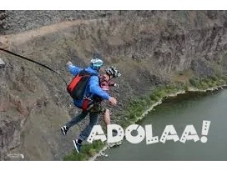 BASE Jumping In Idaho