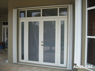 Protect Your Home With Accordion Hurricane Shutters