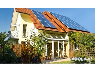 Go Renewable by Installing Solar Power Panels for Home
