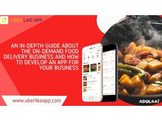 How to attract users to your on-demand food delivery platform?
