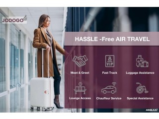 Airport Meet & Assist Services -Airport Assistance Services