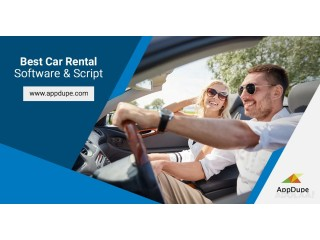 Get your app developed with our turnkey car rental booking software